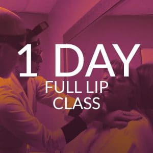 Huntington Academy - 1 Day Full Lip Class