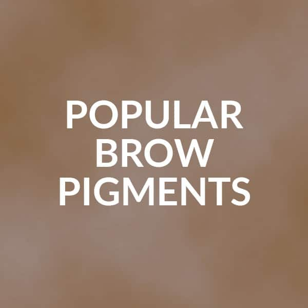 Huntington Academy - Popular Brow Pigments