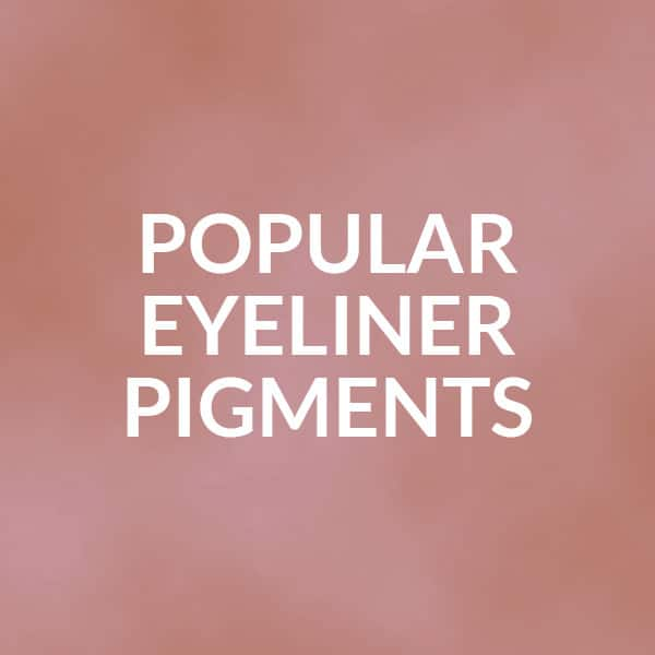 Huntington Academy - Popular Eyeliner Pigments