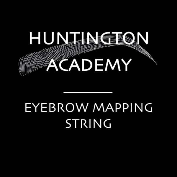 Huntington Academy - Eyebrow Mapping String 01